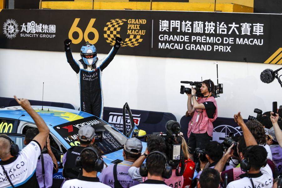 WTCR Macau Yvan Muller