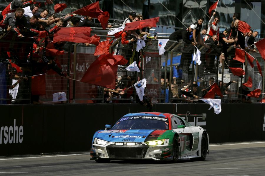 Audi Sport 24h Nürburgring 2019