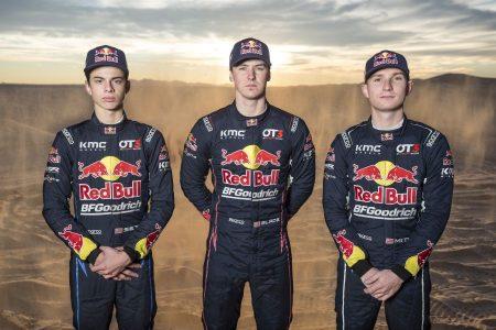 Red Bull Off-Road Juniors 1