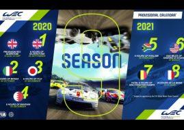 FIA WEC 2020-2021 calendar