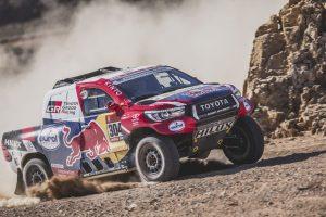 2020 Dakar stage2 Giniel de Villiers