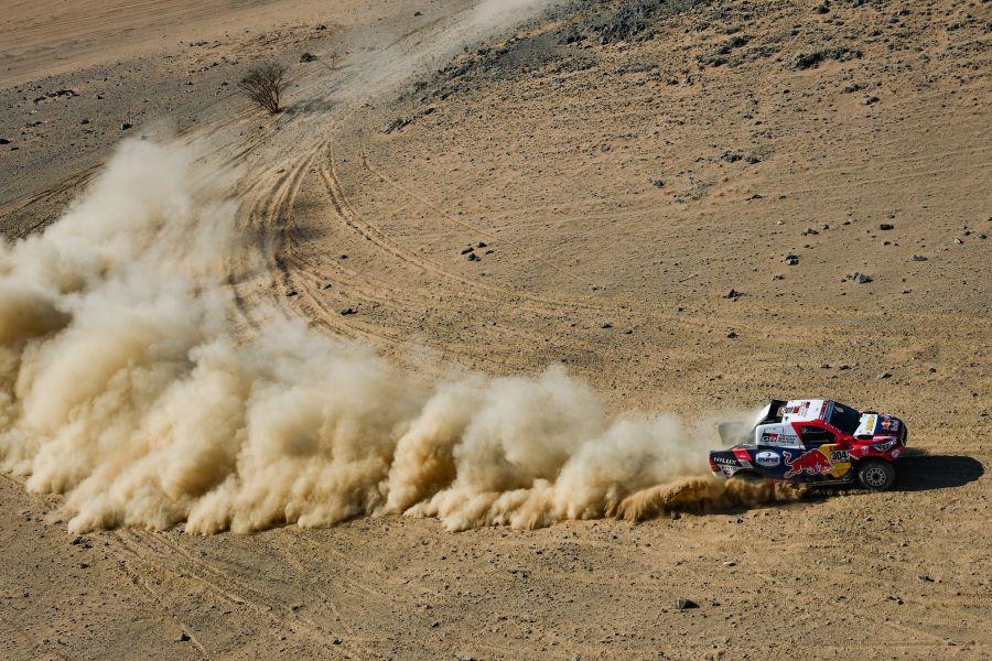 Giniel de Villiers, 2020 Dakar Rally