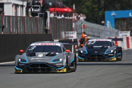 DTM Aston Martin Vantage R-Motorsport