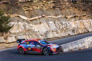 2020 Rallye Monte Carlo, Thierry Neuville, Nicolas Gilsoul
