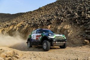 Dakar Rally, Vaidotas Zala