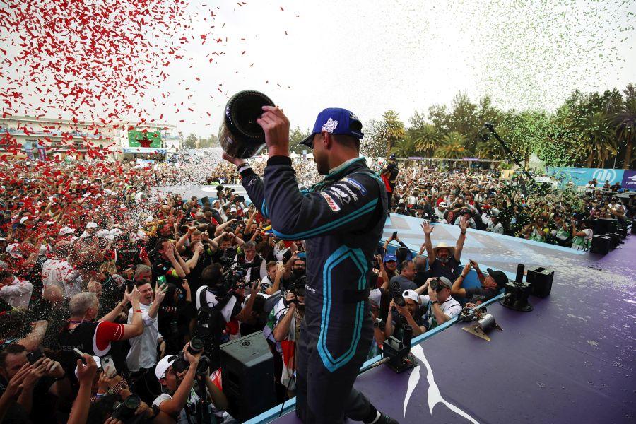 Formula E, Mexico, Mitch Evans (NZL), Panasonic Jaguar Racing
