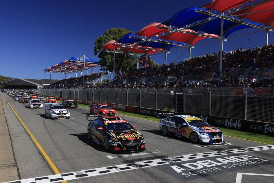 2020 supercars adelaide