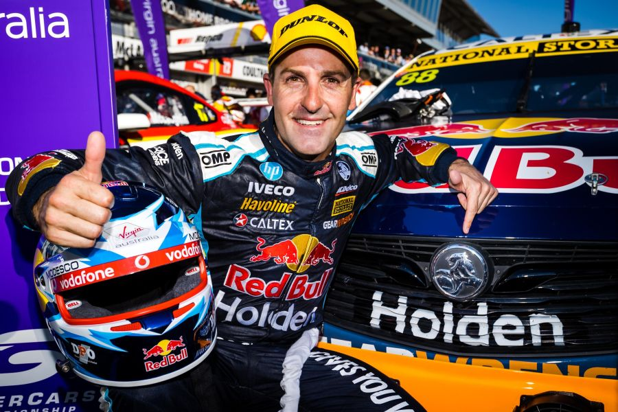 2020 supercars adelaide jamie whincup holden