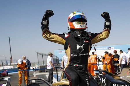 Antonio Felix Da Costa Marrakesh E-Prix