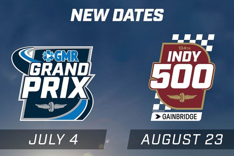 indianapolis 500 new date