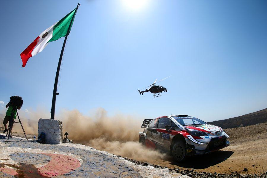 2020 Rally Mexico winners toyota ogier ingrassia