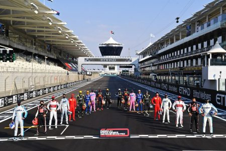 F1 Drivers For 2021