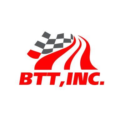 Build that track! BTT,INC. logo