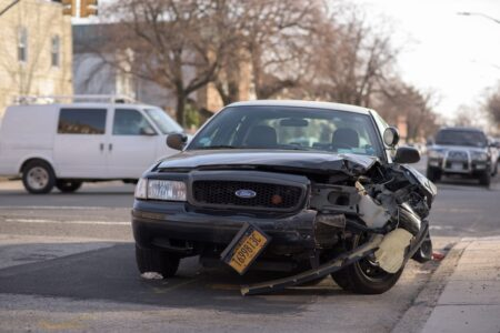 Causes for car accident