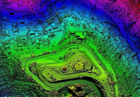 Circuit Hawaii Topographic View