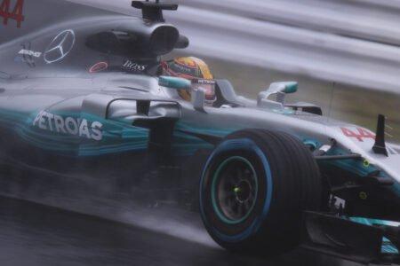 Lewis Hamilton Japanese GP Suzuka 2017