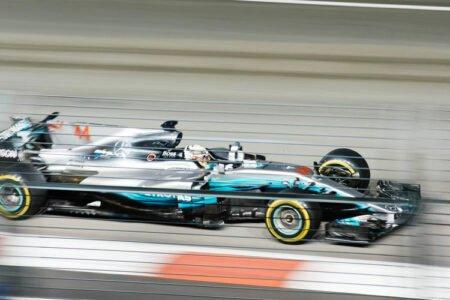 Petronas F1 Car