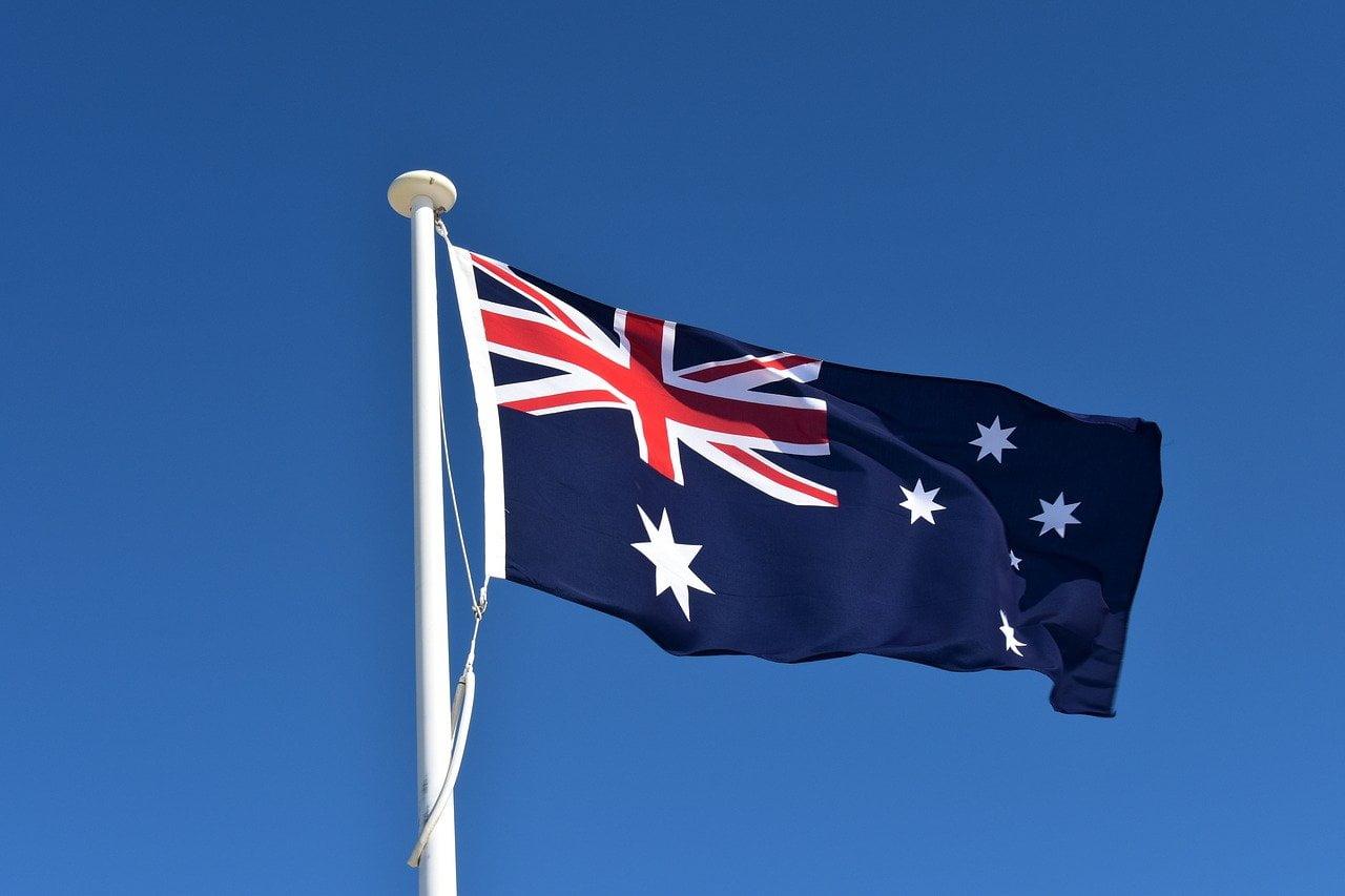 Australin Flag