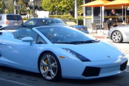 The Super Fast Luxury Cars of Rich And Famous Poker Players